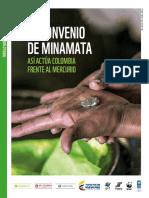 Convenio de Minamata Asi Actua Colombia Frente Al Mercurio