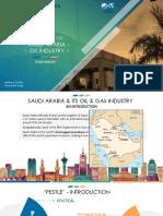 Pestle analysis of Saudi Arabia