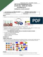 6° SETIEMBRE - ARTE Y EDUCACION FISICA.doc