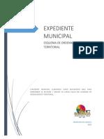 Expediente Municipal Samaca