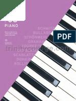Trinity College London Piano Exam Pieces & Exercises 2018-2020