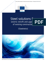 Steel solutions for seismic retrofit and upgrade of existing constructions (Steelretro) - Publications Office of the EU.pdf