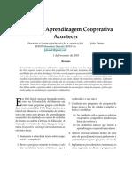 Aprendizagem Cooperativa 17