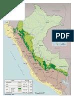 Mapa de Las Regiones Naturales