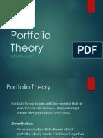 Lecture 6 & 7- Portfolio Theory.pptx