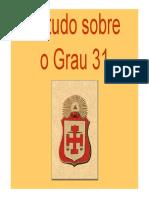 Estudo Grau 31