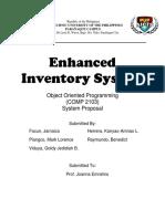 Inventory System Docu
