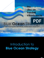 Applying Blue Ocean Strategy to Business Models
