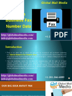 Taiwan Business Fax Number Data.pptx