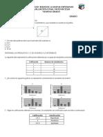 Evaluacion Final de Matematicas 9