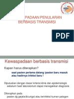 06 Kewaspadaan Penularan Berbasis Transmisi