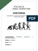 Unidad I (Historia) - EMF