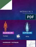 MÓDULO TIC's SistemasHard Software SeguridadOct12