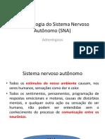 Farmacologia do Sistema Nervoso Autônomo (SNA).pdf