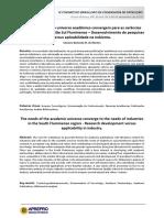 As necessidades do universo acadêmico convergem para as carências das indústrias na região Sul Fluminense – Desenvolvimento de pesquisas versus aplicabilidade na indústria.pdf
