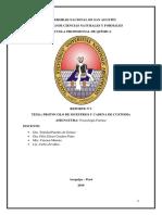 REPORTE N°1 - MESON 1 - TOXICOLOGIA FORENSE