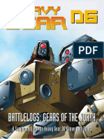 Battlelogs Gears of the North Sep 2016