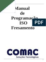Manual de Programação ISO
