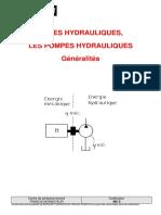 485 S - pompes hyd - Généralités.pdf