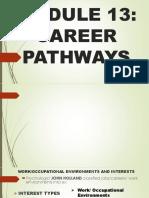 Module 13 Career Pathways