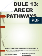 Module 13 Career Pathways