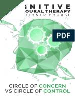 Circle of Concern vs Circle of Control