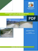 Informe Final Del IVG Departamental de La Region Apurimac