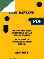 Line Dancing P.E.