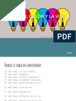 13 FISICA- LUZ, COLOR Y VISION