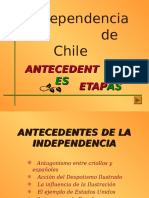 indepenncia