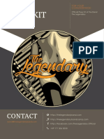 The Legendary-Presskit English