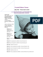 Crystal Palace Pixie Hat 1