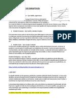 Modelos de Negocio Disruptivos