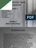 AMAR MA'RUF NAHI MUNGKAR.pptx