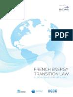 PRI FrenchEnergyTransitionLaw