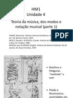 História da música 4