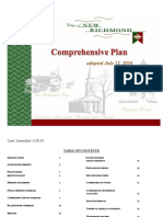 Village of New Richmond's Comprehensive Plan from July 12, 2016