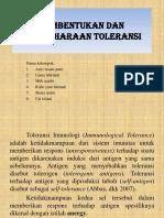 PPT IMUN TOLERANSI