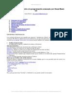 Tutorial Introduccion Programacion Avanzada Visual Basic 6 0
