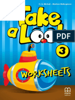 Take a Look 3_Malaysia_Worksheets