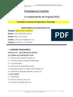 Aulanº04 Para Universidade Independente de Angola