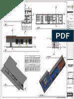 Modulo de Baños - Administracion - Plano - Ma-Ar-01 - Modulo Administrativo - Sshh
