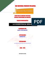 Monografia La Competencia Desleal y Los (1)