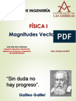 FísicaI Vectores 2019 II