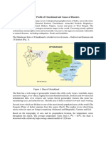 Uttarakhand - A Draft Report on Climate Change