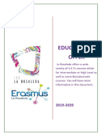 Oferta Educativa English 2019.Docx