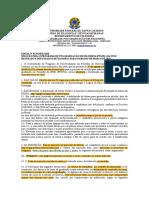 Edital Seleção 2019 Revisado