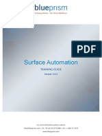 SURFACE AUTOMATION
