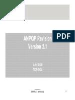 ANPQP 2.1_changes