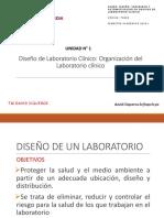 diseño y seguridad en laboratorio clinico